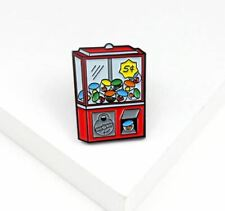Enamel Pin Badges - Set of 1 - 5 Cents Gumball Machine - EB0010