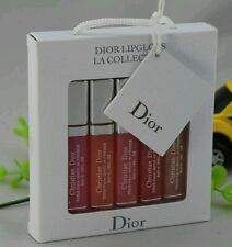 100% Autentico Ltd Edition DIOR Estate Couture la collezione lucidalabbra Donna Regalo Inscatolato