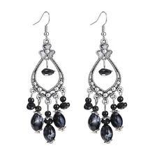 fashion Charm New Beadwork Chandelier Dangle Drop earrings Jewelry Gift Bohemian