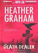 Heather GRAHAM / DEATH DEALER                [ Audiobook ]