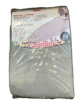 Simplify Ironing Board Cover & Pad Silicone Coat Scorch Stain Resistant 15�x54�