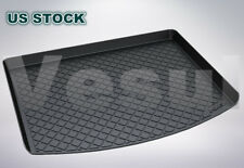 For Ford Escape 2013-17 Rubber Rear Trunk Cargo Liner Trunk Tray Floor Mat Cover