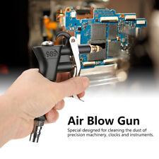 High Pressure Air Duster Compressor Blow Gun Pistol Type Pneumatic Cleaning GB