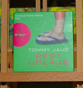 Resturlaub von Tommy Jaud (2020) - Hörbuch