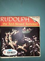 SAWYERS , RUDOLPH the Red-Nosed Reindeer View-Master Reel Pack B870 with booklet