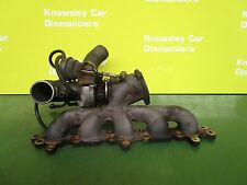 VOLVO S40 MK2 04-12 T5 2.5 PETROL TURBO CHARGER WITH MANIFOLD 220BHP 53049700033