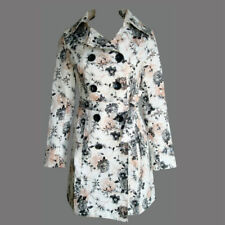 Regular Size Cotton Floral Coats & Jackets for Women