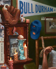 Bull Durham Criterion Collection Special Edition 4k Mastering Blu-ray