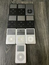 Job Lot Faulty Apple iPod Classic 5th 6th Gen Generation GB Spares Repairs A3