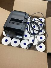 Star Micronics Tsp100 Series Thermal Receipt Printer And Thermal Paper