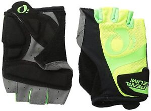 NEW! Pearl Izumi Select Men's Cycling Gloves 14141404 Screaming Yellow Small