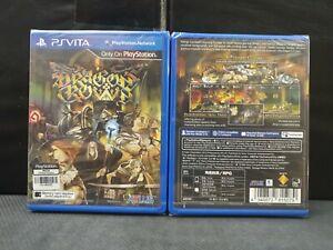 (ASIA ENGLISH VER) PSV PS Vita Dragon's Crown (Brand New)