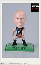 2008 Select AFL STARS COLOR FIGURINE NO.8 Chris Judd (Carlton)