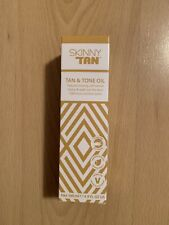 Skinny Tan Tan& Tone Oil 145ml New Boxed