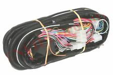 Complete Wiring Harness Loom Assembly With Fuse Box Farmtrac 60 Dlx Tractor