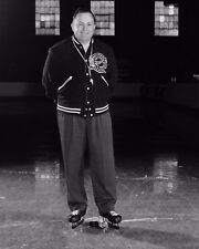 NHL HOCKEY COACH-JIMMY SKINNER 1955  8X10 REPRODUCTION PHOTO