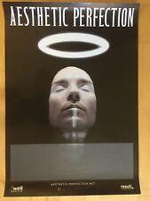 AESTHETIC PERFECTION 2016 TOUR  ++  orig.Concert Poster - Konzert Plakat  A1 xx