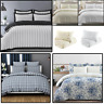 100% Cotton Easy Care Duvet Quilt Cover Multicoloured NEW Bedding Set