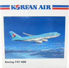 Boeing 747-400 de korean air Herpa 500890 1:500