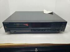 Sony CDP-307 ESD CD Player. Excellent Condition Very Rare!! Tested.