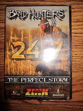 ZINK 24-7 DUCK& GOOSE CALLS BAND HUNTERS 3 DVD