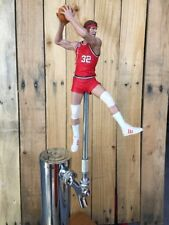 Portland Trailblazers TAP HANDLE Bill Walton Beer Keg Blazers Red Jersey Adidas