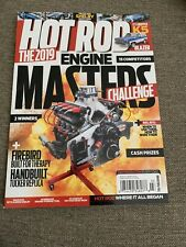 Hot Rod March 2020 The 2019 Engine Masters Challenge Brand New