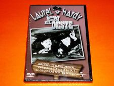 LAUREL Y HARDY EN EL OESTE - Laurel & Hardy: Way Out West -2 Versiónes-Precintad