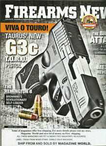 FIREARMS NEWS MAGAZINE,  APRIL, 2021   ISSUE,  # 07    DISPLAY  APRIL, 19th 2021