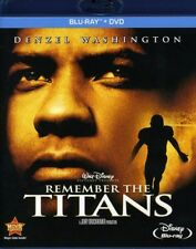 Remember the Titans [New Blu-ray] With DVD