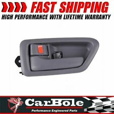 Inside Door Handle Trim Gray Front Left Side For Toyota Sequoia Avalon Tundra