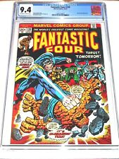 Fantastic Four #139 CGC 9.4 (Marvel, 1973) Miracle Man vs. Thing Battle Cover!