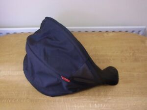 PHIL AND TEDS DOT BUGGY 2ND SEAT HOOD-BLACK