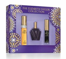 Elizabeth Taylor Fragrance Gift Set Collection for Women 3 piece
