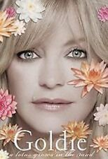 Goldie Hawn with Wendy Holden~A LOTUS GROWS IN THE MUD~SIGNED 1ST/DJ~NICE COPY
