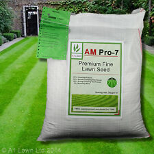 A1LAWN AM PRO-7 PREMIUM FINE FRONT LAWN GRASS SEED 10kg - RYEGRASS FREE (DEFRA)