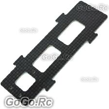 Carbon Fiber Battery Plate Trex T-rex 450 Heli Length Extend Carbon (RHS1245)