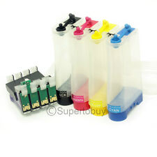 Empty Continuous Ink Supply System for Epson Workforce WF-7010 CISS