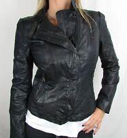 Marc New York Women's Leather Moto Jacket SALE MSRP $498 Size S M XL
