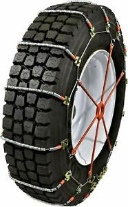 King Cobra Cable Single 275/75-22.5 Truck Tire Chains