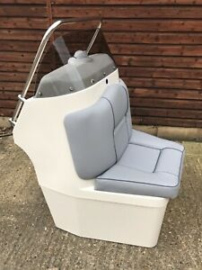RIB Centre Console Boat Steering Console Made To Order.