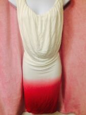Venus drape front ombre dress or swimsuit cover-up - size XL - NWT