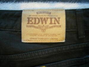 Edwin Jeans Herren London Slim W36 L32 vintage