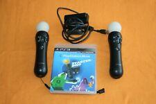 2 x Original Move Controller + Kamera für Sony Playstation 3