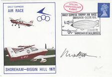 (05378) GB FDC Shoreham-Biggin Hill Air Race 20 MAGGIO 1972