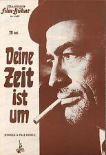 IFB 6937 | DEINE ZEIT IST UM | Gregory Peck, Anthony Quinn | Topzustand