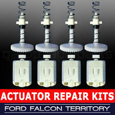 4 Kits Ford Door Lock Actuator Repair Kit Falcon AU BA BF Territory All AU