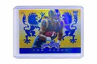2014 Panini Rookies & Stars Football Blue Crusade Card #38 TRE MASON Rams NFL