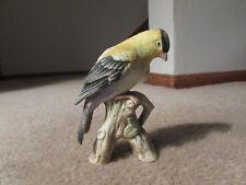 Lefton Gold Finch Figurine #Kw1251
