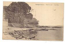 carqueiranne  bord de mer  les pins